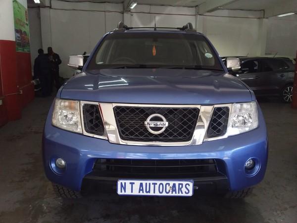 2013 Nissan Navara 2.5 Dci  Xe Pu Dc  Gauteng Johannesburg_0