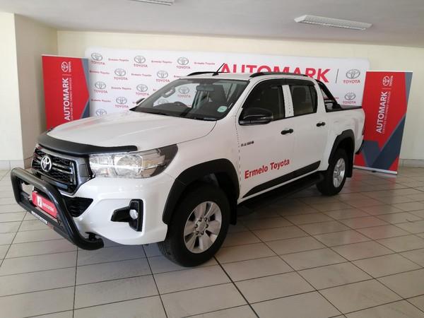 2020 Toyota Hilux 2.4 GD-6 SRX 4X4 Double Cab Bakkie Mpumalanga Ermelo_0