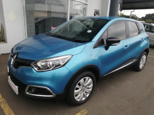 2017 Renault Captur 900T expression 5-Door 66KW Kwazulu Natal Mount Edgecombe_0