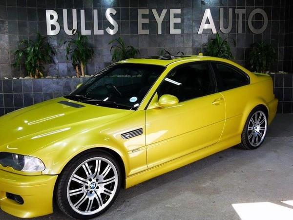 2004 BMW M3 e46  Gauteng Silverton_0