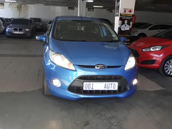 2012 Ford Fiesta 1.4i Trend 5dr  Gauteng Johannesburg_0