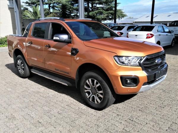 2020 Ford Ranger 2.0TDCi Wildtrak Auto Double Cab Bakkie Mpumalanga Ermelo_0