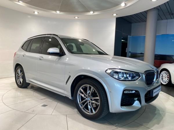 2018 BMW X3 xDRIVE 20d M-Sport G01 Gauteng Sandton_0