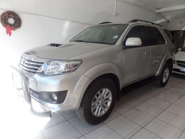 2012 Toyota Fortuner 3.0d-4d Rb At  Gauteng Johannesburg_0