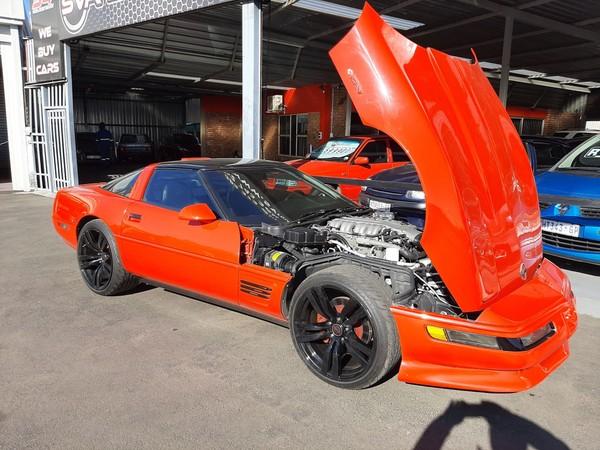 1996 Chevrolet Corvette Coupe ZR1 Gauteng Boksburg_0