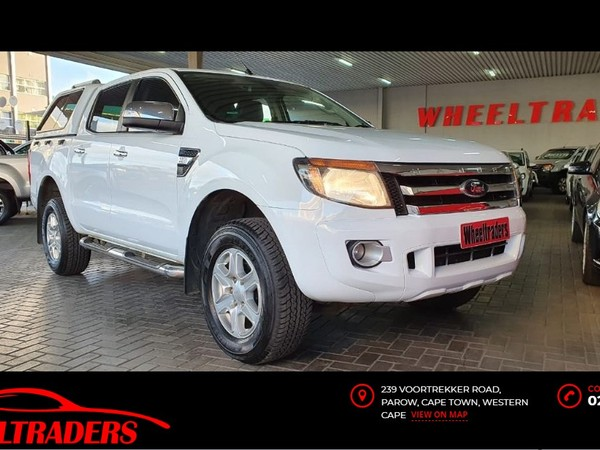 2014 Ford Ranger 3.2tdci Xlt Pu Dc  Western Cape Parow_0