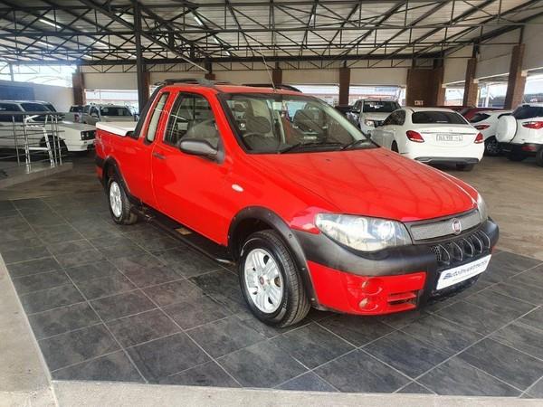 2010 Fiat Strada 1.4 Xs Adventure Pu Sc  Limpopo Polokwane_0