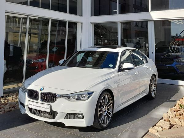 2017 BMW 3 Series 320i M Sport Auto Mpumalanga Secunda_0