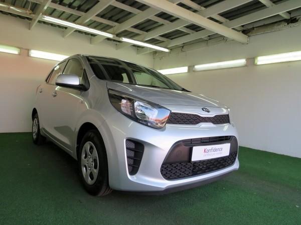 2020 Kia Picanto 1.2 Start Auto Gauteng Boksburg_0