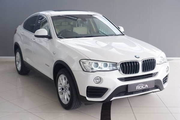 2015 BMW X4 xDRIVE20d Western Cape Somerset West_0