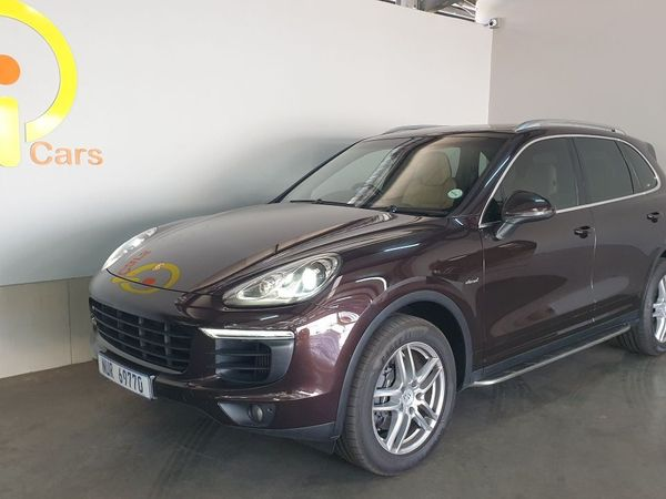 2016 Porsche Cayenne II Diesel E2 Mpumalanga Mpumalanga_0