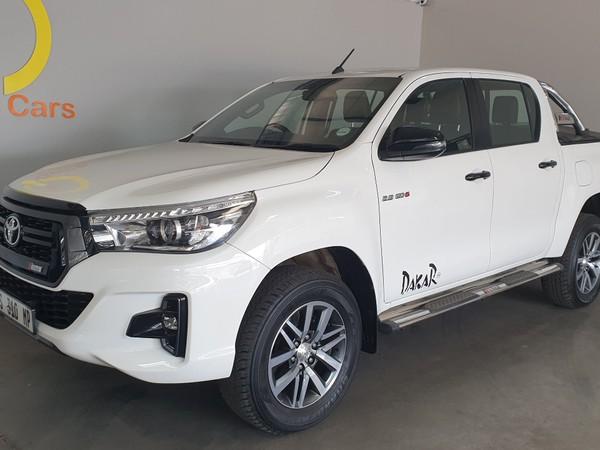 2018 Toyota Hilux 2.8 GD-6 RB Raider Double Cab Bakkie Auto Mpumalanga Mpumalanga_0