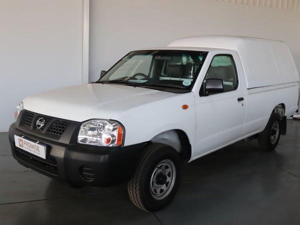 2018 Nissan NP300 Hardbody 2.0i LWB Single Cab Bakkie Gauteng Springs_0