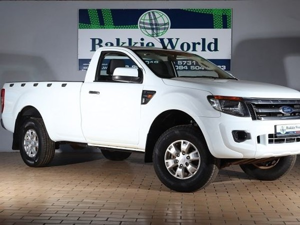2015 Ford Ranger 2.2tdci Xl Pu Sc  North West Province Klerksdorp_0