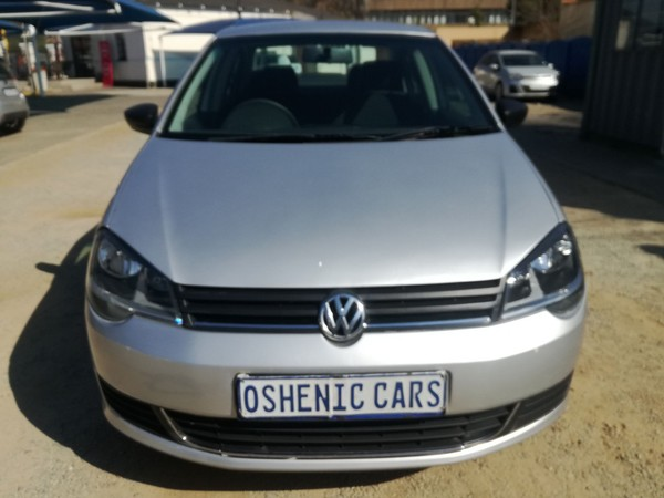 2014 Volkswagen Polo Vivo 1.6 Gauteng Kempton Park_0