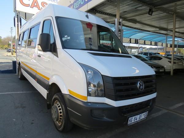 2017 Volkswagen Crafter 50 2.0 Tdi Hr 80kw Fc Pv  Gauteng Johannesburg_0
