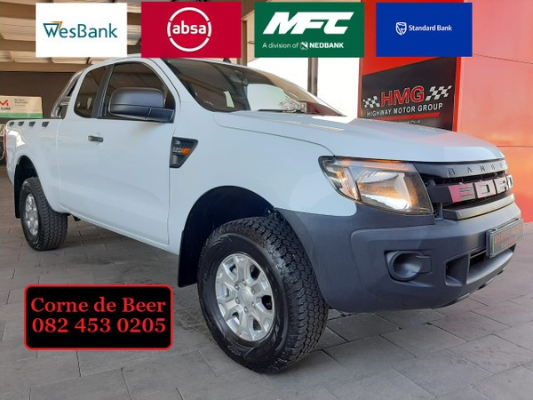 2015 Ford Ranger 2.2 TDCi XL PU SupCab North West Province Klerksdorp_0