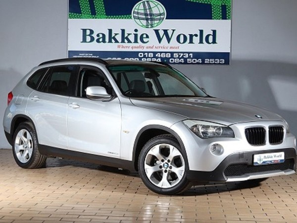 2012 BMW X1 Sdrive20d At  North West Province Klerksdorp_0