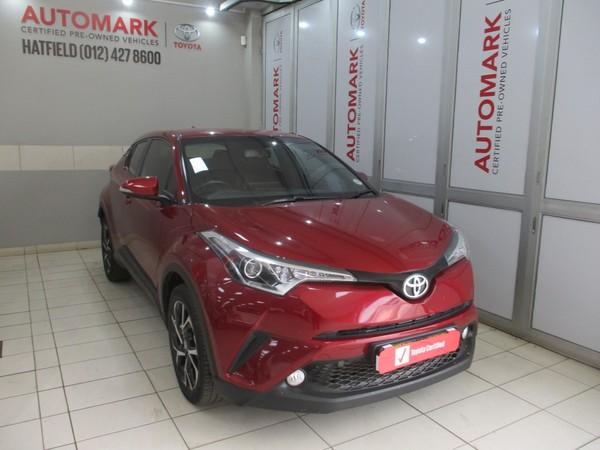 2018 Toyota C-HR 1.2T Plus Gauteng Pretoria_0