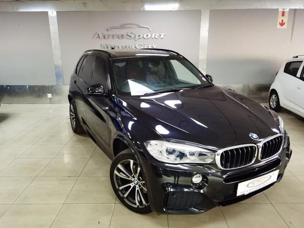 2014 BMW X5 Xdrive30d M-sport At  Gauteng Benoni_0
