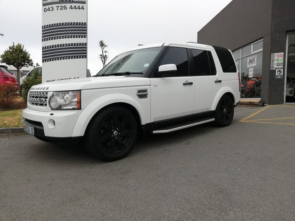 2011 Land Rover Discovery 4 3.0 Tdv6 Se  Eastern Cape Nahoon_0