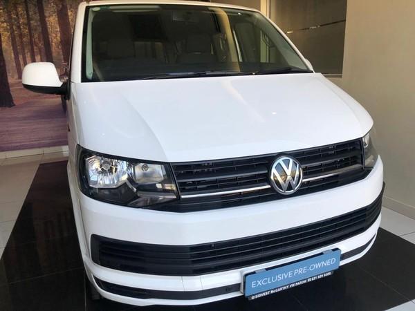 2018 Volkswagen Kombi T6 2.0 TDi DSG 103kw Trendline Gauteng Midrand_0