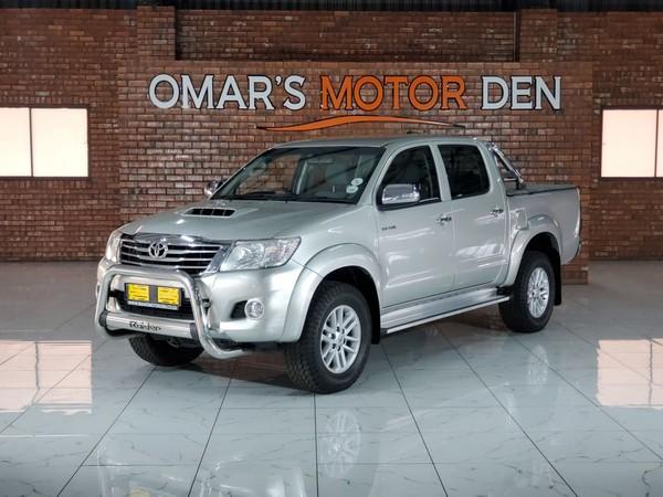 2014 Toyota Hilux 3.0d-4d Raider Rb At Pu Dc  Mpumalanga Witbank_0