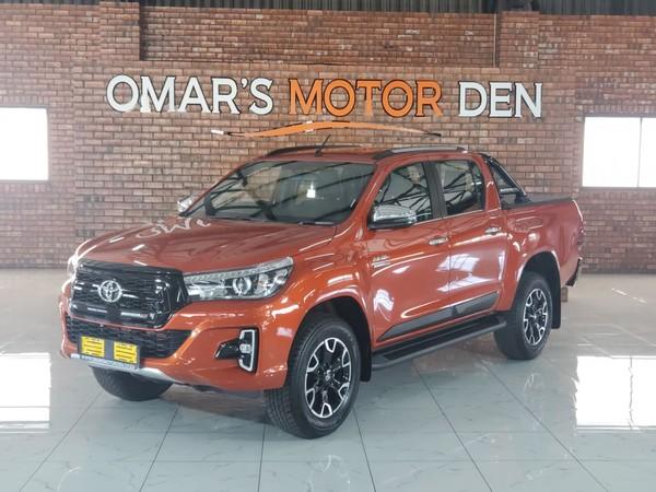 2020 Toyota Hilux 2.8 GD-6 RB Raider Double Cab Bakkie Auto Mpumalanga Witbank_0