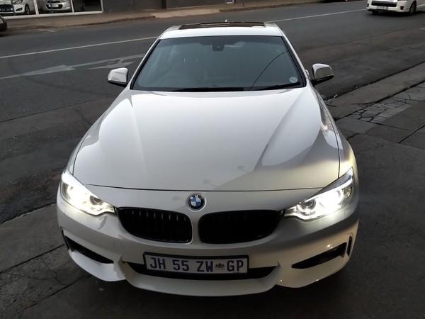 2015 BMW 4 Series 420i Gran Coupe Sport line Auto Gauteng Pretoria_0