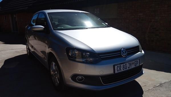 2013 Volkswagen Polo 1.6 Comfortline Tip  Gauteng Kempton Park_0