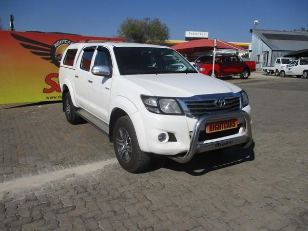 2012 Toyota Hilux 4.0 V6 Raider 4x4 At Pu Dc  Gauteng North Riding_0