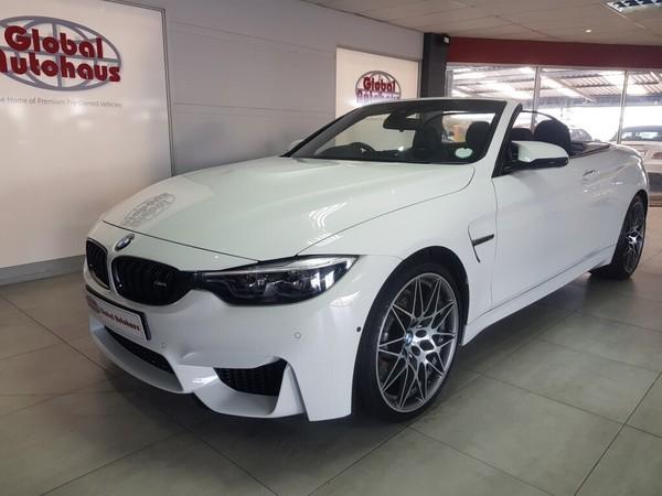 2018 BMW M4 Convertible M-DCT Competition Gauteng Roodepoort_0
