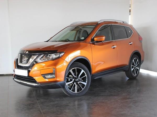 2018 Nissan X-Trail 2.5 Tekna 4X4 CVT 7S Gauteng Boksburg_0