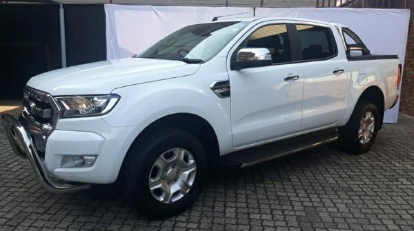 2019 Ford Ranger 3.2TDCi XLT Double Cab Bakkie Mpumalanga Nelspruit_0