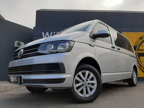 2019 Volkswagen Transporter T6 KOMBI 2.0 TDi DSG 103kw Trendline Plus Gauteng Midrand_0