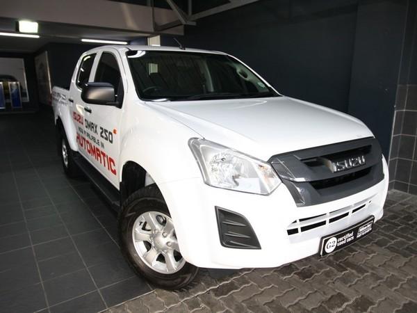 2020 Isuzu D-MAX 250 HO Hi-Rider Auto Double Cab Bakkie Eastern Cape Port Elizabeth_0