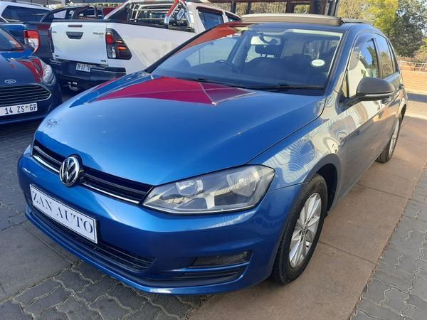 2013 Volkswagen Golf Vii 1.2 Tsi Trendline  Gauteng Bramley_0