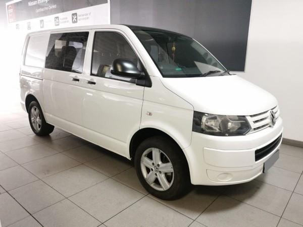 2011 Volkswagen Transporter T5 Cbus 2.0 Bitdi Swb 132 Kw Dsg Fc Pv  Kwazulu Natal Durban_0