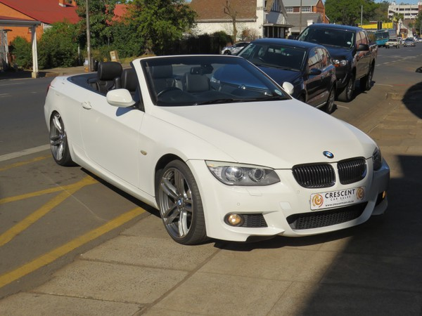 2012 BMW 3 Series 330i Convert At e93  Kwazulu Natal Pietermaritzburg_0