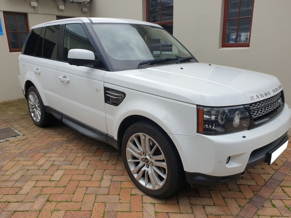 2013 Land Rover Range Rover Sport 3.0 D HSE Lux Western Cape Paarl_0