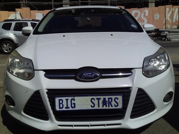 2012 Ford Focus 1.6 Ti Vct Ambiente  Gauteng Johannesburg_0