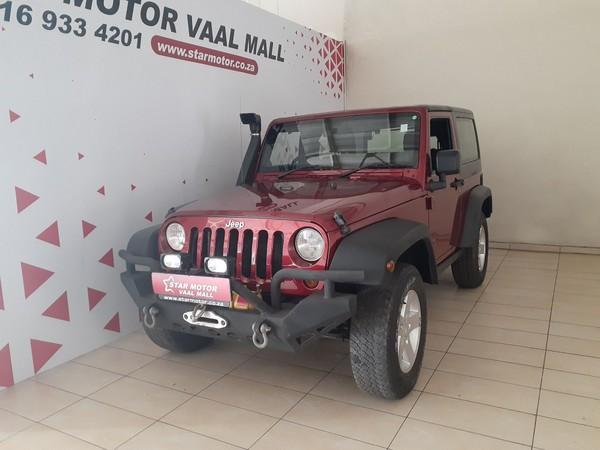 2011 Jeep Wrangler 3.8 Rubicon 2dr  Gauteng Vanderbijlpark_0