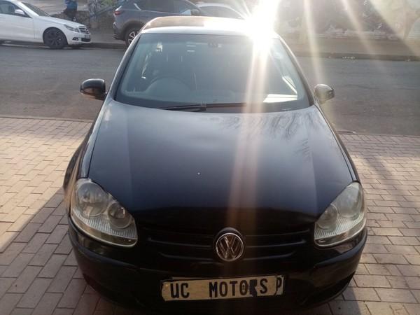 2007 Volkswagen Golf 1.6 Comfortline  Gauteng Germiston_0