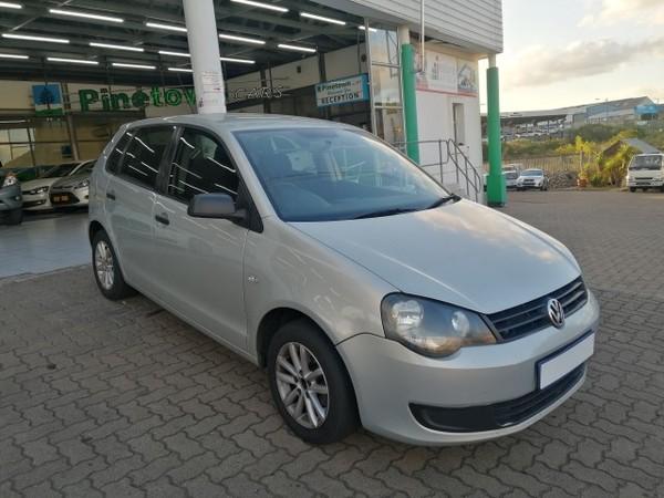 2012 Volkswagen Polo Vivo 1.4 Trendline 5Dr Kwazulu Natal Pinetown_0