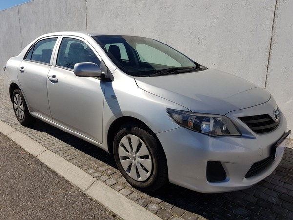 2018 Toyota Corolla Quest 1.6 Western Cape Table View_0
