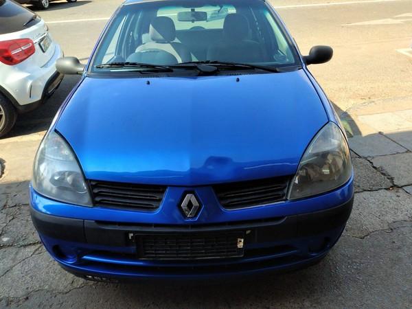 2005 Renault Clio 1.4 Expression  Gauteng Pretoria_0