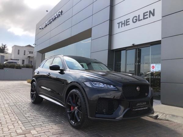 2020 Jaguar F-Pace 5.0 SC V8 SVR Gauteng Alberton_0
