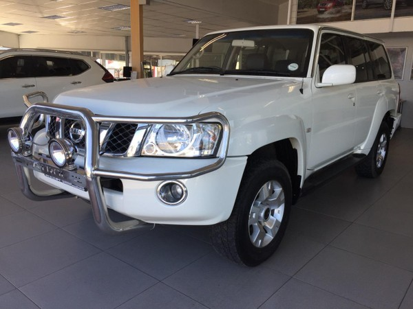 2008 Nissan Patrol 4.8 Grx At p64  North West Province Brits_0