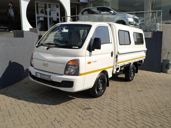 2019 Hyundai H100 Bakkie 2.6d Fc Cc  Gauteng Johannesburg_0