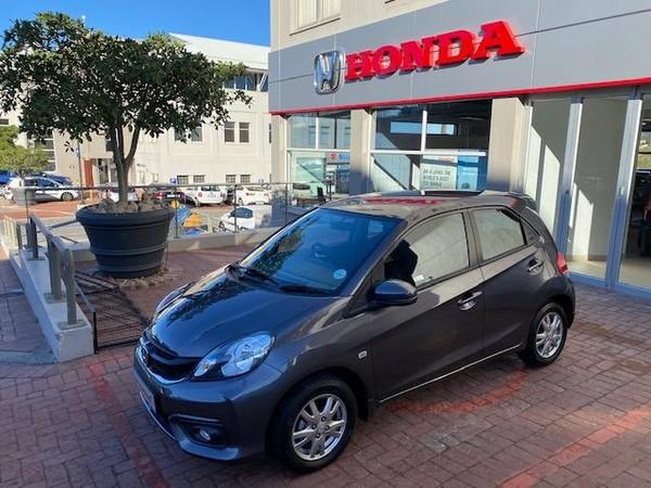 2020 Honda Brio 1.2 Comfort  Western Cape Bellville_0
